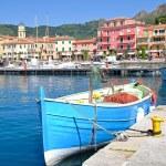 Porto Azzurro, Elba Island,Tuscany,Italy — Stock Photo