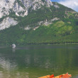 Stock Photo: Lake Altaussee,Styria,Austria