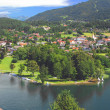 Seeboden,Lake  Millstatt,Carinthia,Austria — Stock Photo