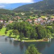 Stock Photo: Seeboden,Lake Millstatt,Carinthia,Austria