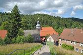 Altenau,Harz Region,Germany — Stock Photo