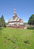 Stave Church of Hahnenklee,Harz Region,Germany — Stock Photo