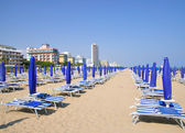 Lido di Jesolo,venetian Riviera,Adriatic Sea,Italy — Stock Photo