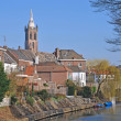 Roermond,Netherlands - Stock Photo