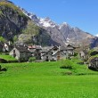 Bavona Valley,Ticino Canton,Switzerland — Stock Photo
