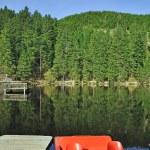 Lake Mummelsee,Black Forest,Germany — Stock Photo