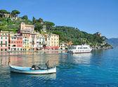 Portofino, riviera italiana, liguria, italia — Foto de Stock