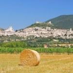 Assisi, umbria, İtalya — Stok fotoğraf