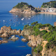 Tossa de Mar,Costa Brava,Spain - Stockfoto