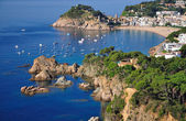 Tossa de Mar,Costa Brava,Spain — Stock Photo