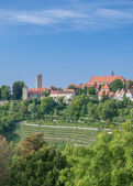 Rothenburg ob der Tauber,Bavaria,Germany — Stock Photo