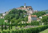 Villaggio in umbria, italia — Foto Stock