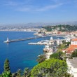 Nizza or Nice,French Riviera,South of France — Stock Photo