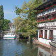 La Petite France,Strasbourg,Alsace,France — Stock Photo