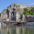 Dinant,BelgiArdennes,Belgium — Stock Photo #34860789