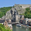 Dinant,belgiArdennes,Belgium,Benelux — Stock Photo #34861039