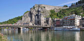 Dinant,Belgian Ardennes,Belgium — Stock Photo