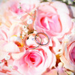 Wedding rings — Stock Photo #12054670