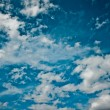 Sky daylight collection. Natural sky composition. — Stockfoto #12128038