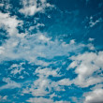 Sky letní kolekce. složení přírodní obloha — Stock fotografie
