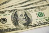 Dollars closeup. — Stock Photo