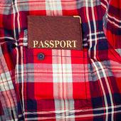 Passports — Stock Photo