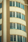 Tall apartment building in in Sevastopol. Crimea, Russian Federation. — Stock Photo