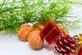 Christmas dekoration — Zdjęcie stockowe