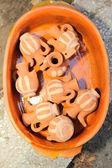 řemeslníci keramiky — Stock fotografie