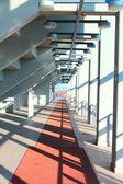 Corridors of life — Stock Photo