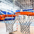 Netball net abstract - Stock Photo
