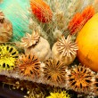 Stock Photo: Still life with autumn goods