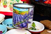 Dekoratif tabak — Stok fotoğraf