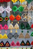Arte de costura — Fotografia Stock