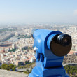 Stock Photo: Viewfinder in Alicante Spain