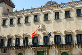 Alicante city hall — Stock Photo