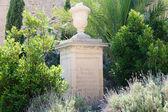 Santa Barbara Castle. Monument — Stock Photo