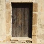 Wooden door — Stock Photo #15349221