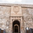 Entrance gate of Dalt Vila in Ibiza, Spain — Stock Photo #25083321