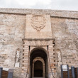 Entrance gate of Dalt Vila in Ibiza, Spain — Stock Photo