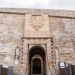 Entrance gate of Dalt Vila in Ibiza, Spain — Stock Photo