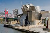 Guggenheim Museum Bilbao — Stock Photo