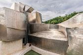 Exterior of The Guggenheim Museum — Stock Photo