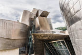 Aussenansicht des Guggenheim-Museums — Stockfoto