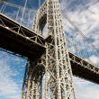 George Washington Bridge — Stock Photo #12217031