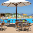 Bar by the pool — Stock Photo #12051987