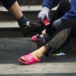 ������, ������: Shoe Shine