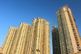 Comercial de la vivienda en china — Foto de Stock