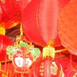Royalty-Free Stock Photo: Chinese festival decorations