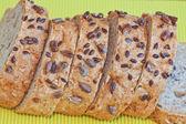 Taze ekmek ile tohum — Stok fotoğraf